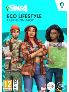PC THE SIMS 4 ECO LIFESTYLE
