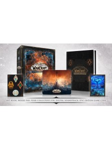 PC WORLD OF WARCRAFT: SHADOWLANDS COLLECTORS EDT.