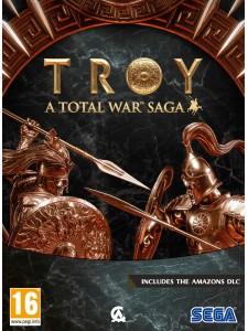 PC TOTAL WAR SAGA TROY