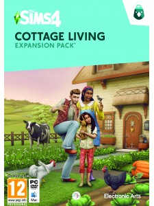 PC THE SIMS 4 COTTAGE LIVING