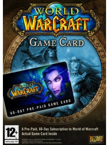 PC WOW:PREPAID CARD