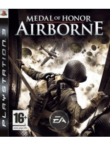 PSX3 MEDAL OF HONOR AIRBORNE