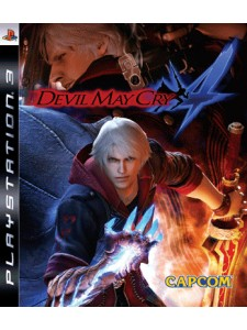 PSX3 DEVIL MAY CRY 4