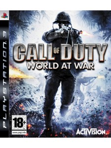 PSX3 CALL OF DUTY WORLD AT WAR