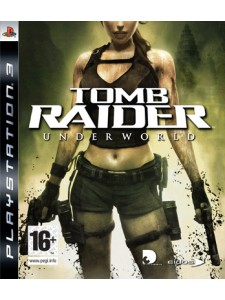 PSX3 TOMB RAIDER UNDERWORLD