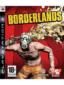 PSX3 BORDERLANDS