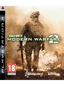 PSX3 CALL OF DUTY MODERN WARFARE 2