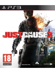 PSX3 JUST CAUSE 2