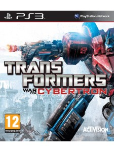 PSX3 TRANSFORMERS WAR FOR CYBERTRON