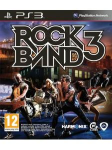 PSX3 ROCK BAND 3