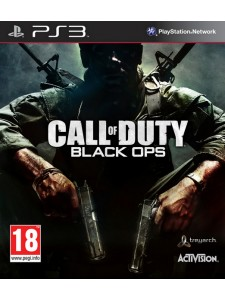 PSX3 CALL OF DUTY BLACK OPS