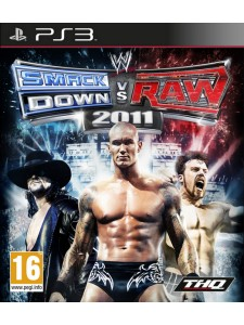 PSX3 WWE SMACKDOWN VS RAW 2011