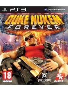 PSX3 DUKE NUKEM FOREVER