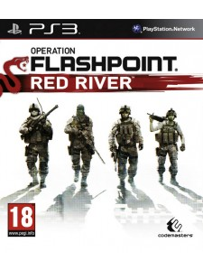PSX3 OPERATION FLASHPOINT: RED RIVER