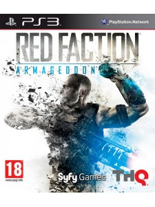 PSX3 RED FACTION ARMAGEDDON