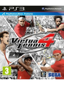 PSX3 VIRTUA TENNIS 4