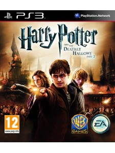 PSX3 HARRY POTTER AND THE DEATHLY HALLOWS PART 2