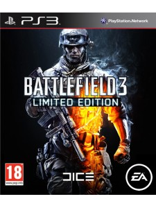 PSX3 BATTLEFIELD 3 LIMITED EDITION