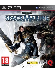 PSX3 WARHAMMER SPACE MARINE