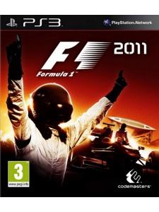 PSX3 F1 2011