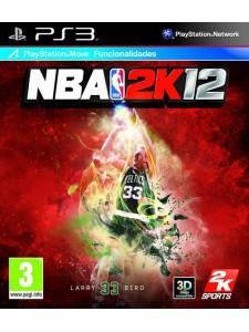 PSX3 NBA 2K12 (LARRY BIRD)