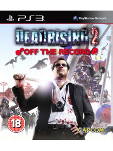 PSX3 DEAD RISING 2 OFF THE RECORD