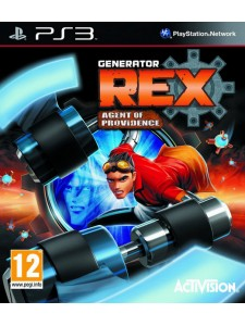 PSX3 GENERATOR REX AGENT OF PROVIDENCE