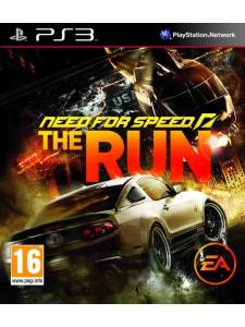 PSX3 NFS THE RUN