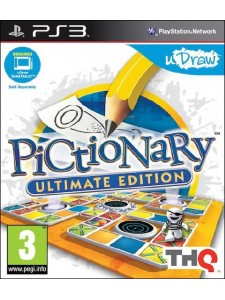 PSX3 PICTIONARY 2 ULTIMATE EDITION