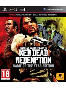 PSX3 RED DEAD REDEMPTION GOTY