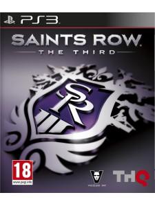 PSX3 SAINTS ROW 3
