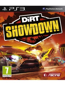 PSX3 DIRT SHOWDOWN