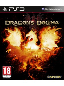 PSX3 DRAGON'S DOGMA