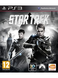 PSX3 STAR TREK NEW