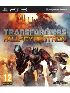 PSX3 TRANFORMERS FALL OF CYBERTRON