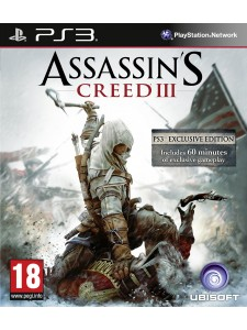 PSX3 ASSASSINS CREED III