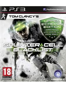 PSX3 SPLINTER CELL BLACKLIST