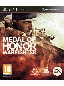 PSX3 MEDAL OF HONOR WARFIGHTER