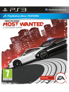 PSX3 NEED FOR SPEED MOST WANTED 2012