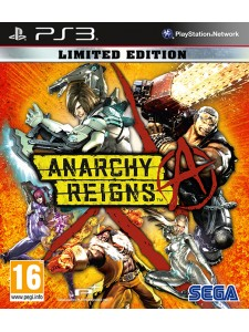 PSX3 ANARCHY REIGNS