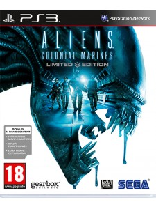 PSX3 ALIENS COLONIAL MARINES