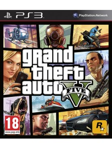 PSX3 GTA V