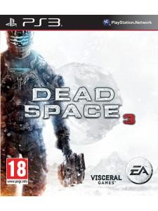 PSX3 DEAD SPACE 3