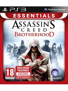 PSX3 ASSASSINS CREED BROTHERHOOD