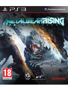 PSX3 METAL GEAR RISING: REVENGEANCE