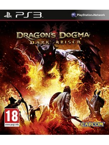 PSX3 DRAGONS DOGMA DARK ARISEN