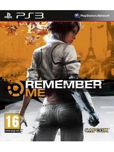 PSX3 REMEMBER ME