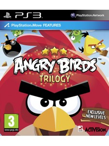 PSX3 ANGRY BIRDS TRILOGY