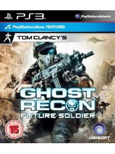 PSX3 GHOST RECON FUTURE SOLDIER