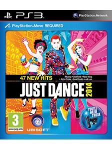 PSX3 JUST DANCE 2014